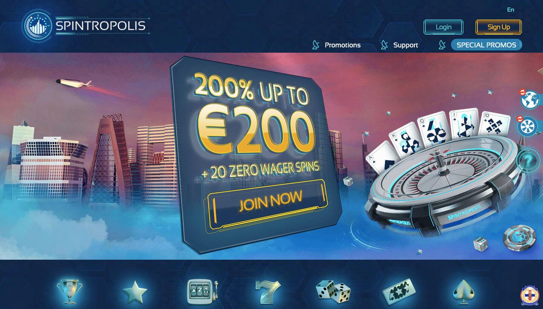 Avis casino Spintropolis : notre avis détaillé et objectif !