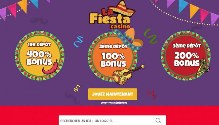 Avis La Fiesta casino : arnaque ou bon plan ?