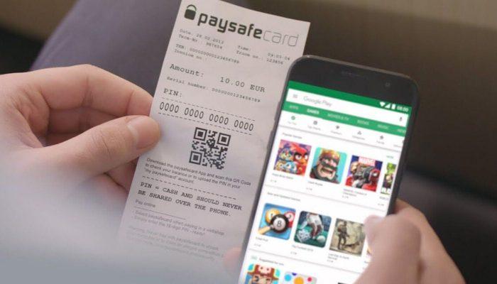 Casino PaySafeCard : test du mode de payement