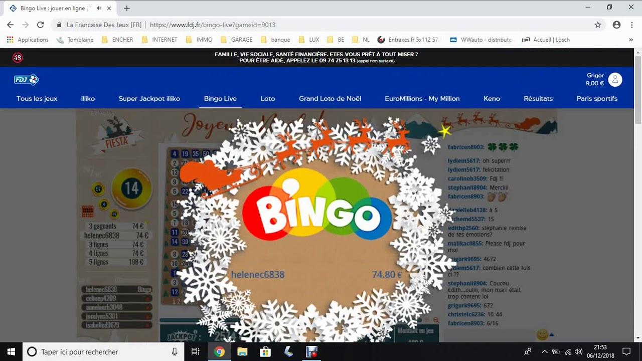 Bingo en ligne : est-ce une bonne alternative ?