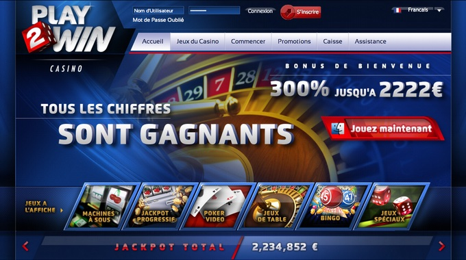 play2win casino avis