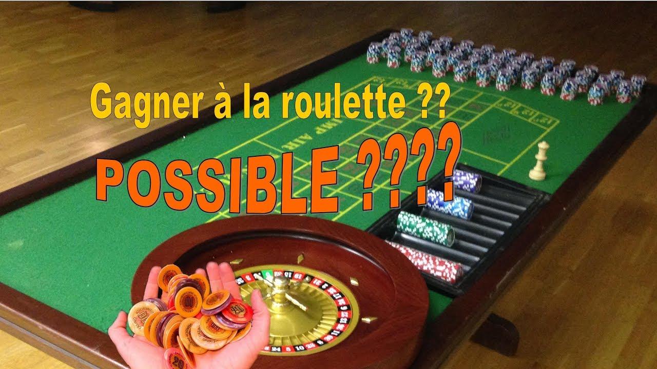 probabilite roulette