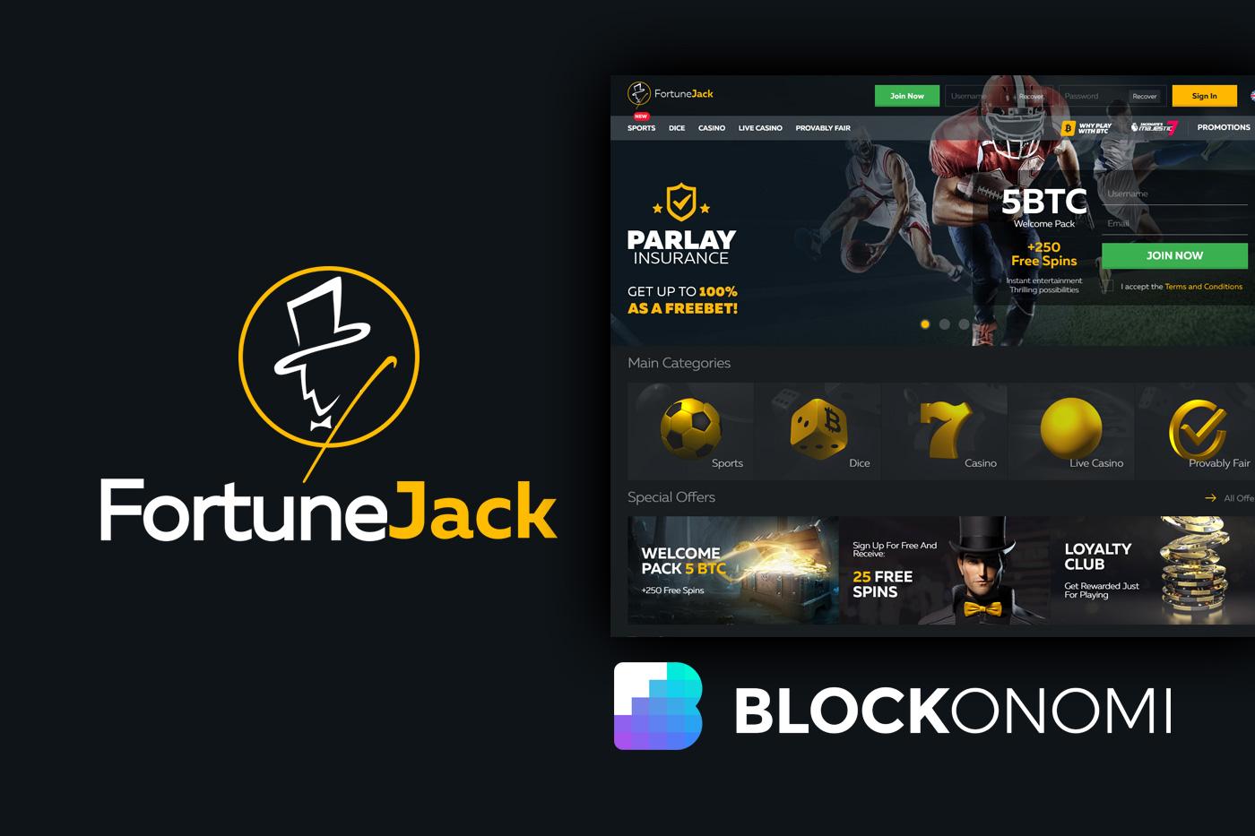 FortuneJack Avis : 25 free spins cash et 5 BTC de bonus de bienvenue !