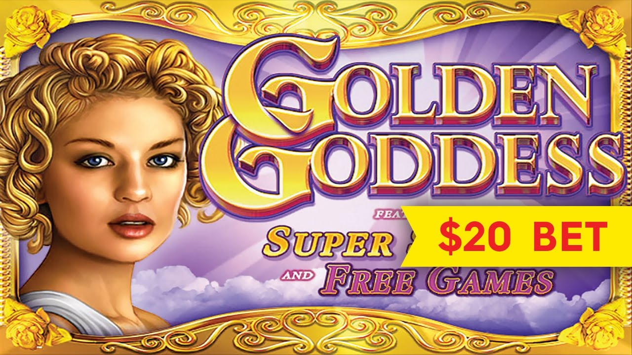Machine à sous gratuite Golden Goddess : comment multiplier ses gains ?
