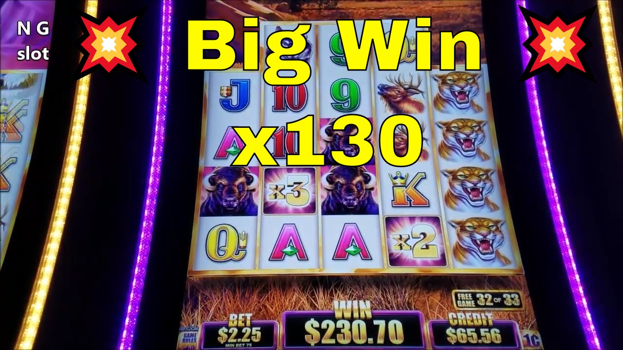 How to win buffalo grand slot machine