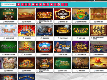 pari pop casino jeux