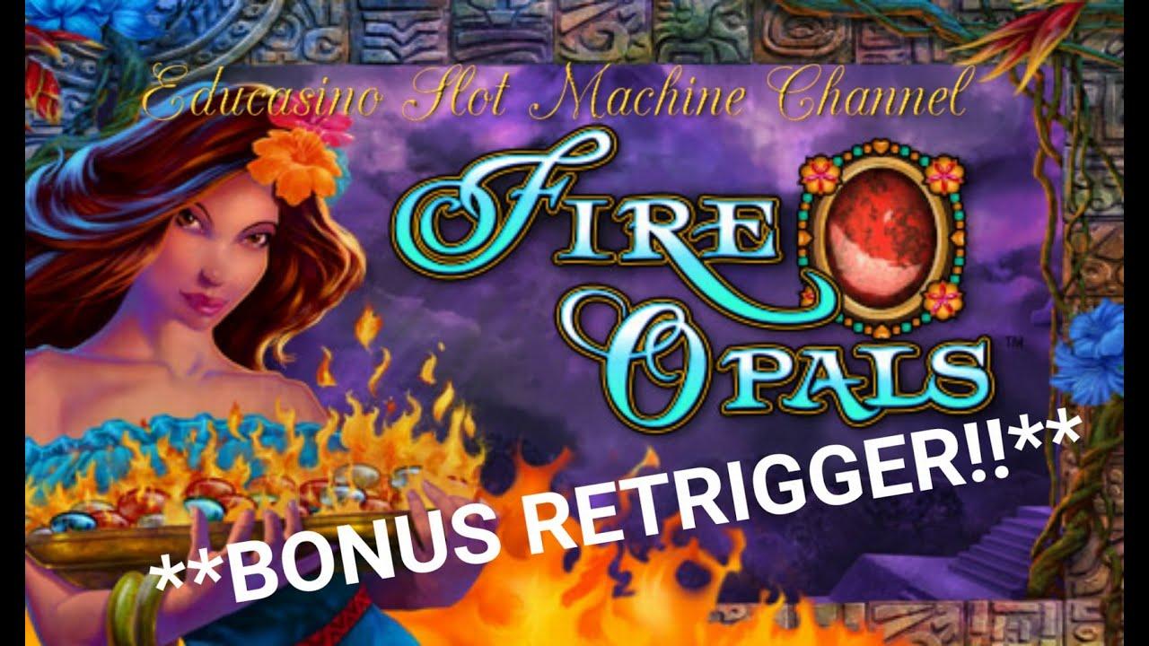 Fire Opals slot : notre avis sur cette machine à sous !